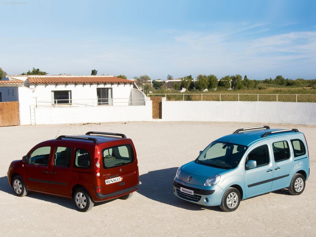 Видео с Renault Kangoo. Новые автомобили. См. также. еще фото.