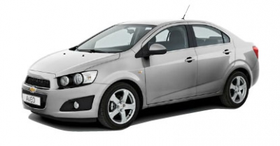 Lease Chevrolet Aveo 1.6 AT in Kaluga