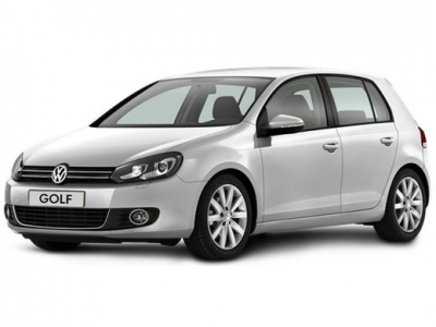 Lease Volkswagen Golf 6 1.6 MT in Kaluga