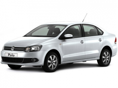 Аренда Volkswagen Polo Sedan 1.6 AT в Калуге