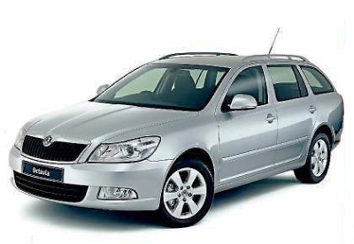 Lease Skoda Octavia A5 Wagon 1.6 MT in Kaluga